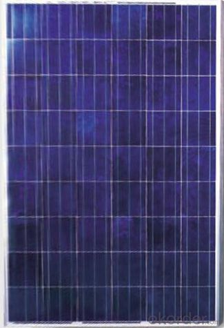 Solar Panels made in China with low price