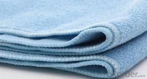 Microfiber Cleaning Towel with Hign Gram Weight