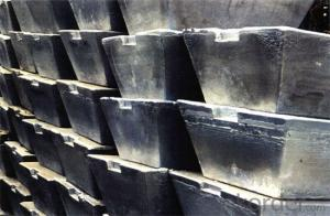 Aluminium Ingot Pure 99.7% With High Quality National Standard