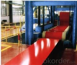Prepainted Galvanized Steel Coil  RAL COLOR