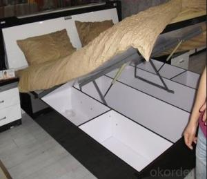 Bed Gas Lifting Mechanism for  Lift Up Storage Bed