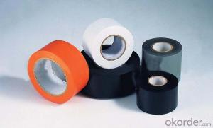 PVC Insulation Tape Pipe Wrapping Tape with Low Price
