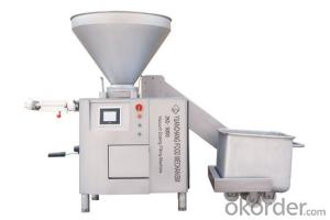 FOOD MECHANISM  VACUUM QUANTITATVE FILLER SERIES