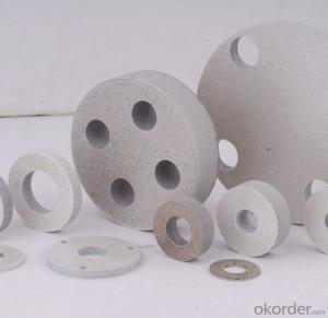 Mica Parts Used for Packageing Equipment