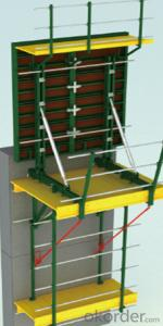 CNBM Timber Beam Formwork for Different Construction Buildings
