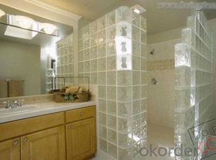 Wholesale  Glass Blocks  for  Decoration