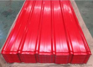 High Anti-Corrosion Prime Prepainted Galvanized Steel Coils