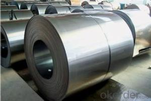 3.Hot-Dip Galvanized Steel Coil with Good Quality