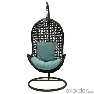 Garden Wicker Double Seat Aluminum  Rattan Outdoor  Furniture