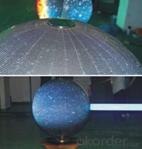 Ball Shape Led Display From China  Indoor and Outdoor P4mm-10mm