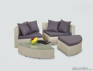Patio Rattan  Dining  for Wicker Outdoor Chair Garden