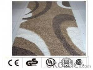 Hand Knotted Carpet Washable 100% Polypropylene