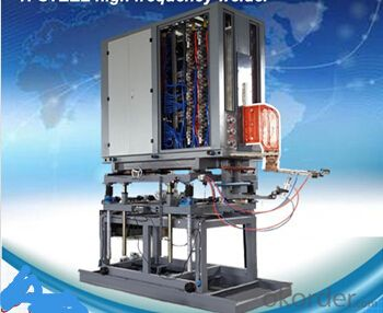 600kw H steel solid state high frequency welding equipment