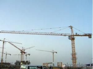 Tower Crane Wholesale Price TC4808 Machine