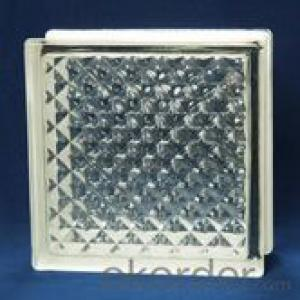 Glass block for Interior and Exterior Decoration