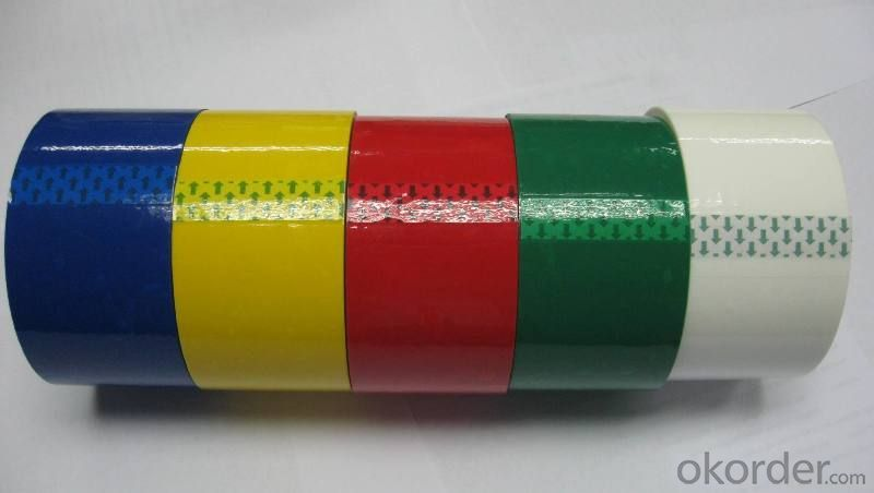 OPP Tape Colorful OPP Tape for Carton Packing and Sealing