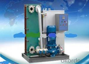 tube mill HF welder water-water cooler high quality