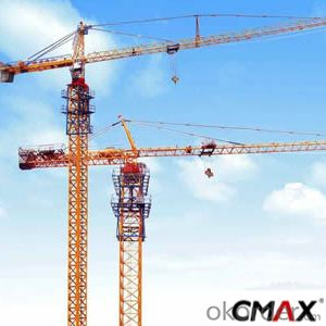 Tower Crane New CMAX TC4808 type China made