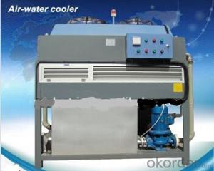 Tube mill high frequency welder air water cooler
