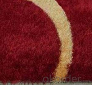 Polyester Shaggy Carpets Made - in- China