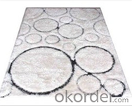 Polyester Carpets Eco-friendly from China
