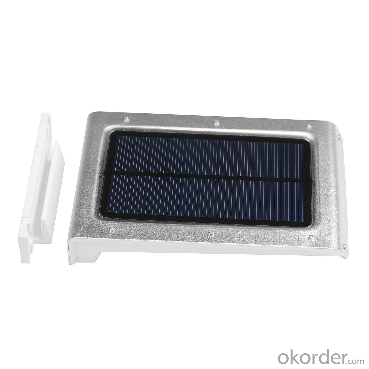 25-led solar PIR light,waterproof,wireless,with high capacity battery, Outdoor Wall Mounted