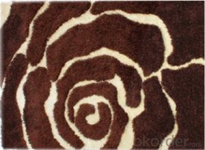 100% Silk Door Mat Customized in Fashion