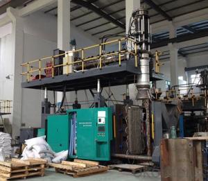 Automatic Blow Molding Machine for 5 Gallon PC Bucket