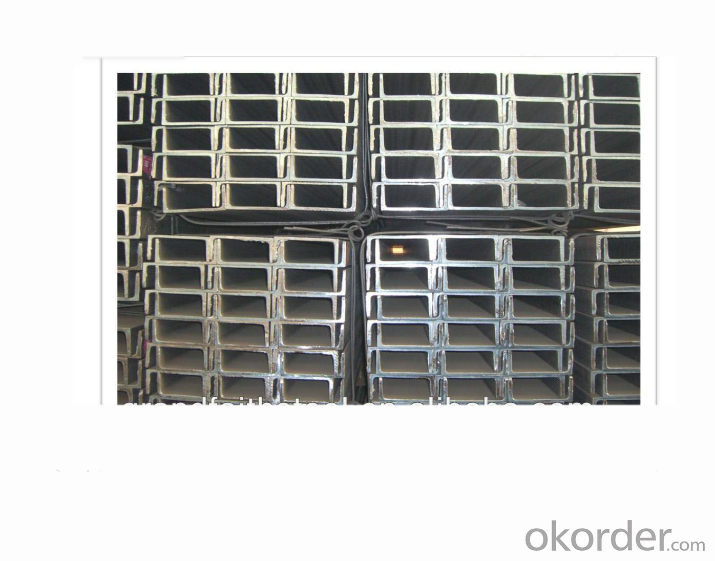 Height 83mm the Thickness 8mm Surface and Length: according to the requirements of Channel Steel