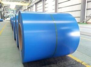 color coated hot dipped galvanized coil