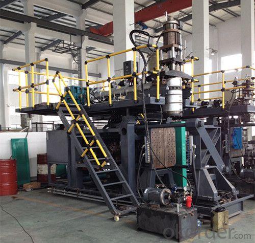 Automatic Blow Moulding Machine for 5 Gallon PC Barrel