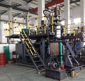 Automatic Blow Moulding Machine for 5 Gallon PC Barrel