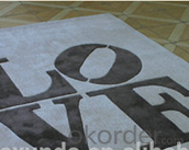 Hand Tufted Rug for Living Room or Hotel