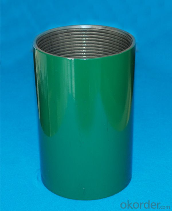 Casing Coupling of Size 5-1/2 LC K55 with API 5CT Standard