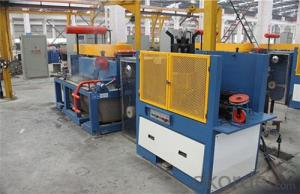 WIRE DRAWING MACHINE FOR SS WIRE MANUFACTURER