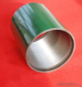 Casing Coupling of Size 7 BC K55 with API 5CT Standard