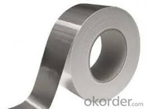Aluminum Foil Tape Synthetic Rubber Based Acrylic for Seaming