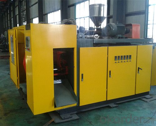 Automatic Blow Molding Machine for 5L HDPE Bottle Double Station