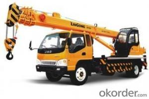 Truck Crane Construction Machinery For Transportation Crane Manufacturer Distributor