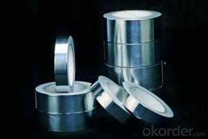 Aluminum Foil Tape Solvent Based Acrylic for Seaming