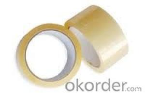 Clear OPP Tape Single Side Adhesive for Bounding and Holding