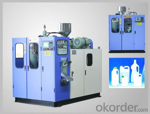 Plastic Bottle Making Machine Max Volume 2L
