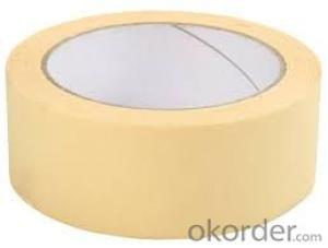 Masking Tape General Purpose Crepe Paper for Paint Masking