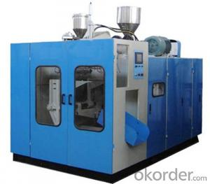 Automatic Blow Molding Machine for 5L HDPE Bottle Single Station
