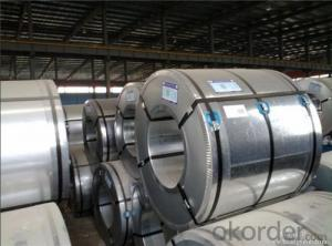 Cold Rolled Galvanized Steel Coil for Building