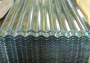 Cold rolled galvanized steel coil Q235 for construction
