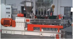 Plastic Granulation Machine Line for Type 65