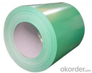 Colored Coated Stainless Steel of Cold Rolled