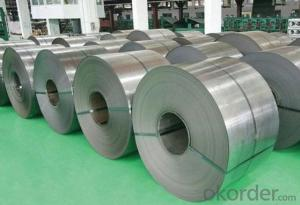 Rolled Galvanized with Colored Coated Stainless Steel Coil