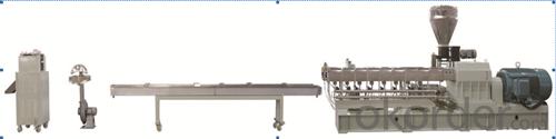 Plastic Granulation Machine Line for Type 65